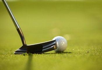 Puttingzone: ontwikkelt door Doctor Golf. Geoff Mangum, deze man eet/slaapt/ loopt en drinkt golf.