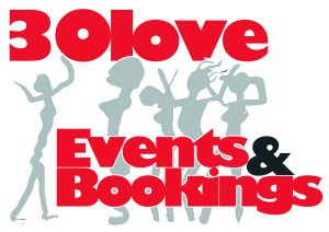 30 love events & bookings