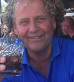 Raymond Barzilay doet mee met het swing'n golf event op golfcenter Seve